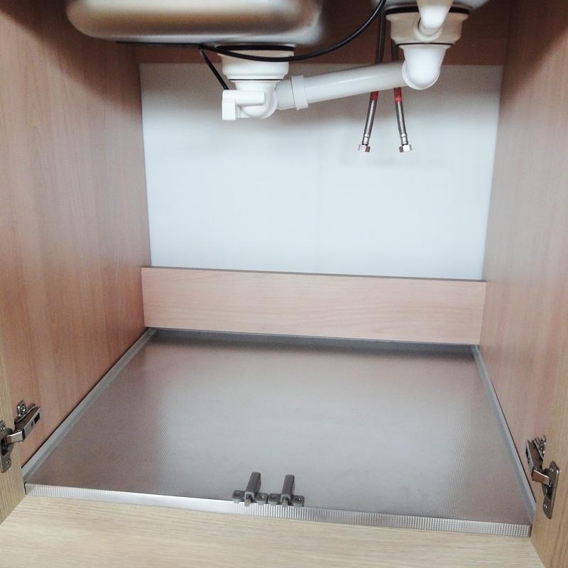 M m protector fondo fregadero en cartagena for Fregaderos de aluminio